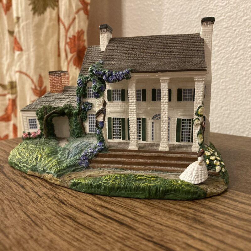 """Hawthorne Village Gone With The Wind """"Tara...Scarlett's Pride"""" Miniature 1994"""