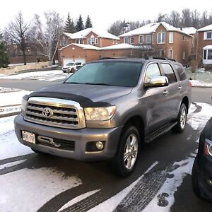 2010 Toyota Sequoia 5 7l V8 8 Penger Awd 4wd 4x4 Suv Michelin