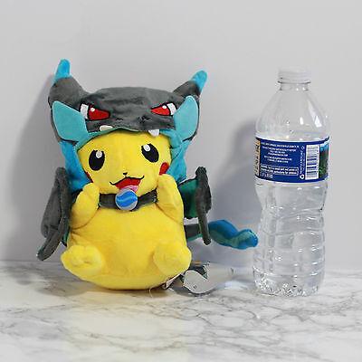 Christmas Birthday Gift Idea Pokemon Go X Charizard Hat Pikachu Plush Toy Doll 9