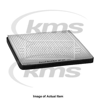 New Genuine BORG & BECK Pollen Cabin Interior Air Filter BFC1071 Top Quality 2yr