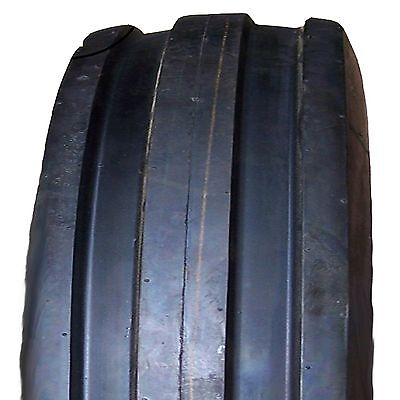 6.50-16 650-16 650x16 6.50x16 F-2 Tri 3 Rib Front Tractor Tire 6ply Steer