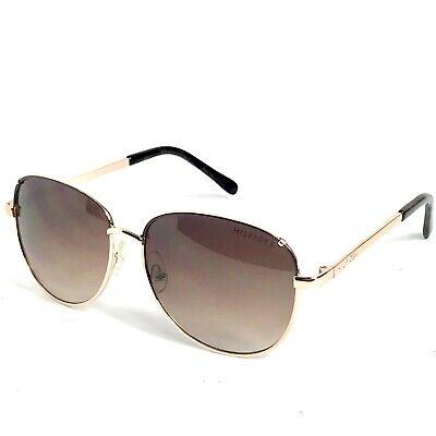 Tommy Hilfiger Shae Aviator Gold Frame Brown Lens Polarized Sunglasses 57x14 (Tommy Hilfiger Polarized Sunglasses)