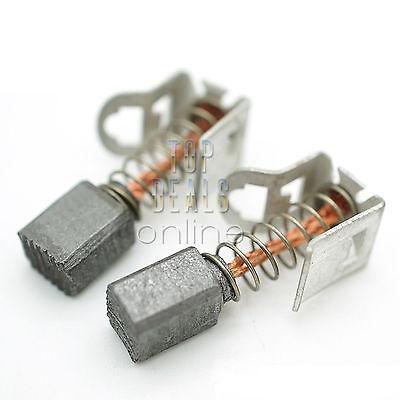 Bosch 2607034904 Carbon Brushes 18v Cordless Drill GSB 18 VE-2LI GSR 18 VE-2LI