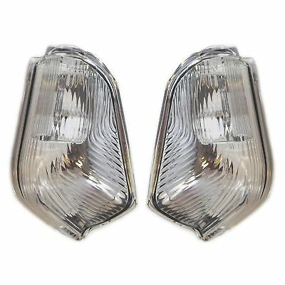VW Crafter 2006  Wing Mirror Door Indicator Lens Pair Left  Right