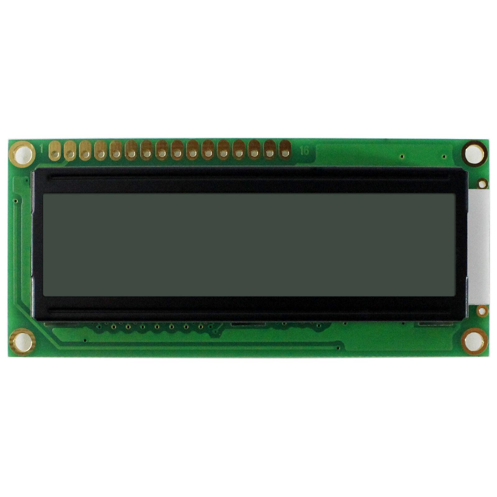 16x2 LCD Module 162 Charactrer FSTN  LCM Grey LCD Display
