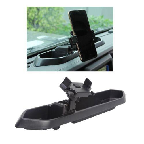 Car Mount Phone Holder Storage Box Jeep Wrangler JL Accessor