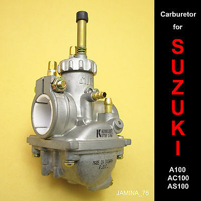 Suzuki A100 AC100 AS100 A100SR GOFER  ACC100 ASS100 Carburetor Assy Carb Taiwan for sale  Shipping to Canada
