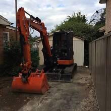 Tyrex civil Dundas Valley Parramatta Area Preview