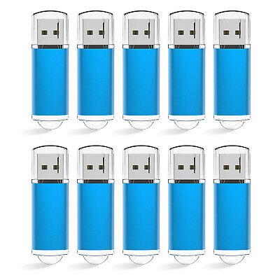 10 Stück USB Stick 2.0 Speicherstick Flash Drives 1G 4G 8G 16G 32G 64G Mit Licht 10 Stück Usb