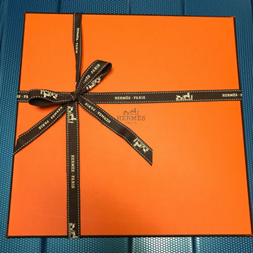 Brand NEW  Store Fresh Hermes Scarf Box for Carre 90 cm Scarf