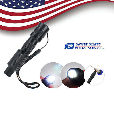 Us Mini 10w Led Cold Light Source Endoscope Surgical Connector Fit Storz Olympus