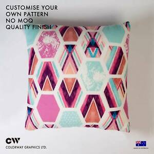 Custom Printed Cushions -Great Price Quality No minimum order