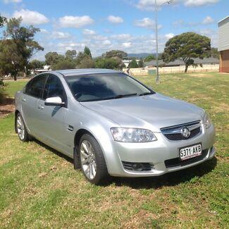 2011 Holden Commodore Sedan