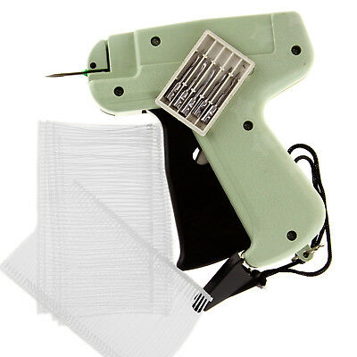 Regular Clothing Price Lable Tagging Tag Tagger Gun W 1000 3 Barbs 5 Needle