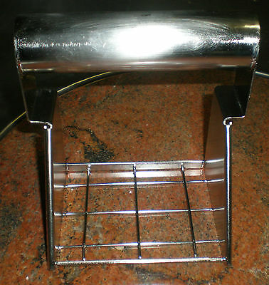 Patty Press Press Or Chilli Meat Masher All Stainless Hvy Commercial 5004102