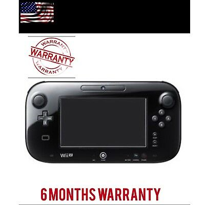 Nintendo WUP-010 (WUP010USA) Genuine OEM Wii U Gamepad ( 6 Month Warranty)
