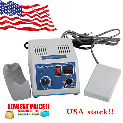 35k Rpm Dental Lab Marathon Electric Micromotor Polishing N3 Micro Motor Sale