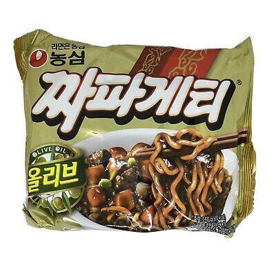 Nongshim Chapagetti Ramyun 140g 1Pcs Noodle Korean Instant Food