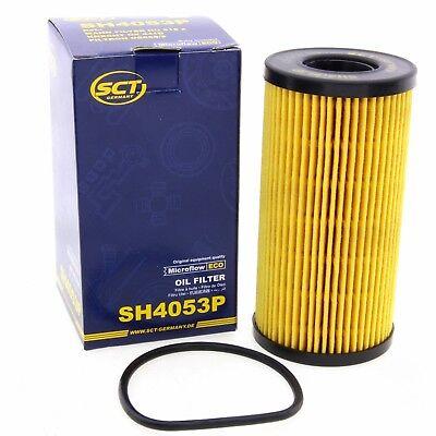 SCT Ölfilter SH4053P Filter Motorfilter Servicefilter Patronenfilter