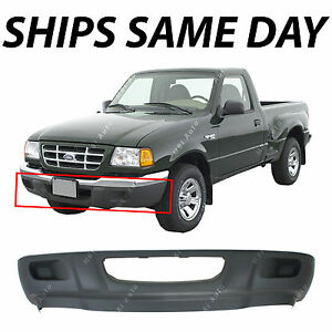 NEW - Textured Front Bumper Lower Valance for 2001 2002 2003 Ford Ranger W/o fog