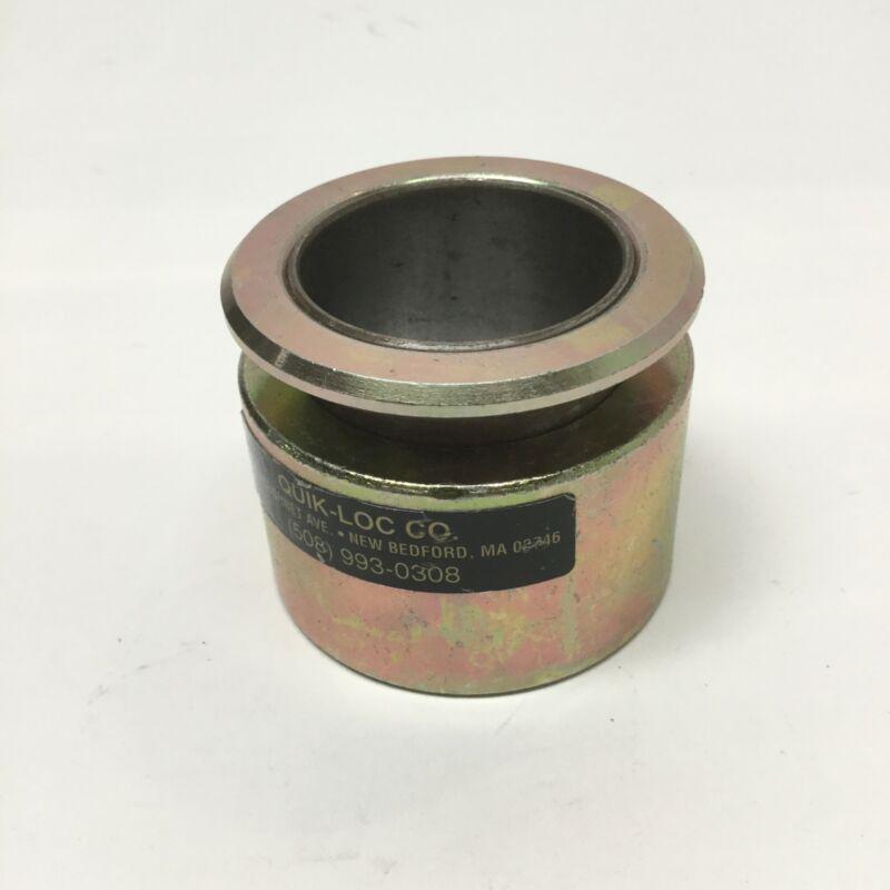 """Quik-Loc QL-1500 Shaft Collar Quick-Release Reel Spool Fastener, 1-1/2"""" Bore"""