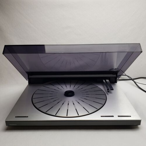 Bang & Olufsen Beogram TX2 TX-2 Turntable Excellent Condition No Cartridge Works