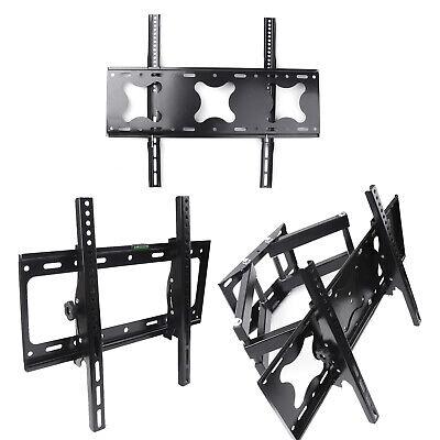 Fixed Tilt/Full Motion TV WALL MOUNT BRACKET 26 30 32 40 42 46 50 55 60 65 70 75