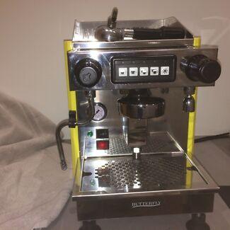 La Scala Butterfly Coffee Machine