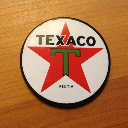 Texaco Logo Refrigerator Magnet from the 1990
