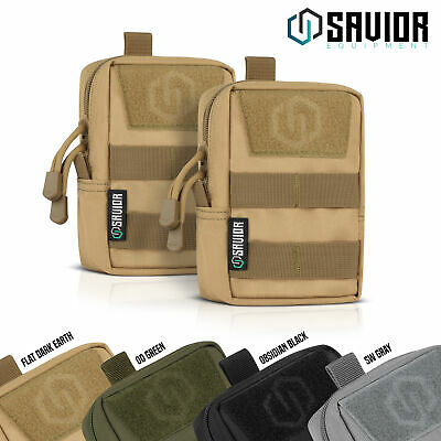 Tactical MOLLE Pouch Multi-Purpose EDC Utility Outdoor Hiki