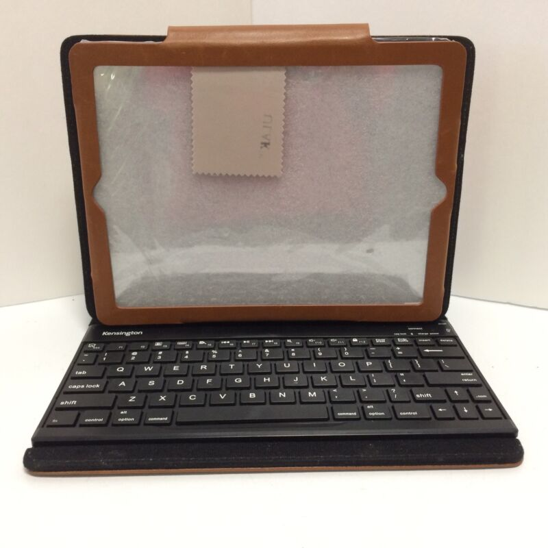 Kensington KeyFolio Pro2 K39512US Wireless Keyboard/Stand/Folio Case For iPad