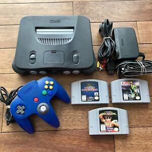 Lot Console N64 Nintendo 64