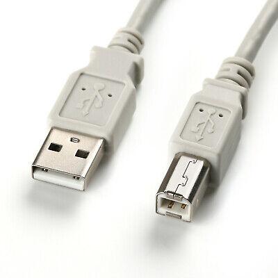Premium USB Kabel A / B | Druckerkabel | 5M | NEU Usb-kabel