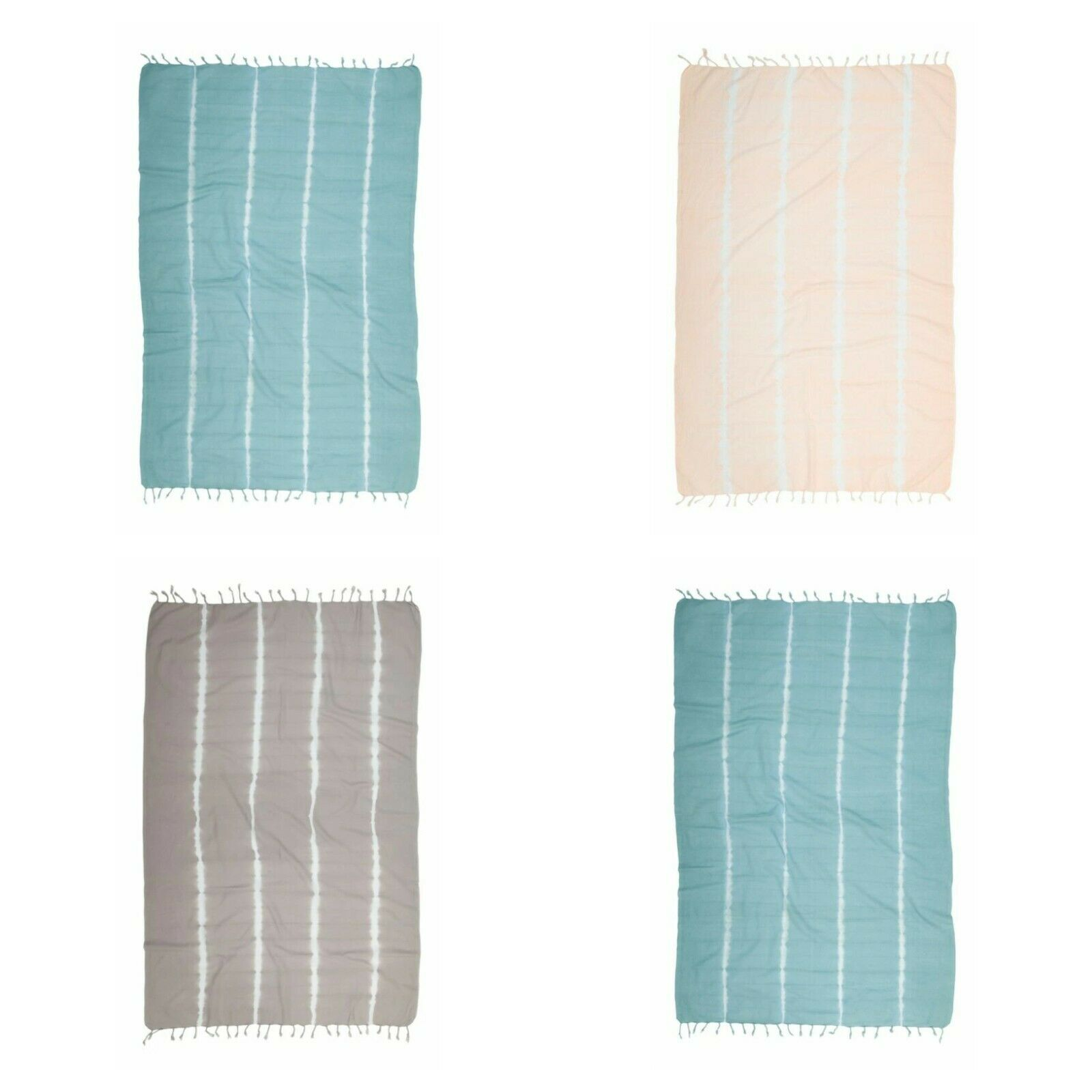 Home Fashion Flash 100% Cotton Turkish Peshtemal Towels Bath