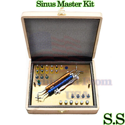 28 Pieces Sinus Master Kit For Dental Surgery Surgical Instruments Dn-2240