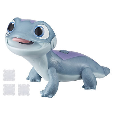 Disney Frozen Fire Spirit's Snowy Snack, Salamander Toy with Lights, Inspired