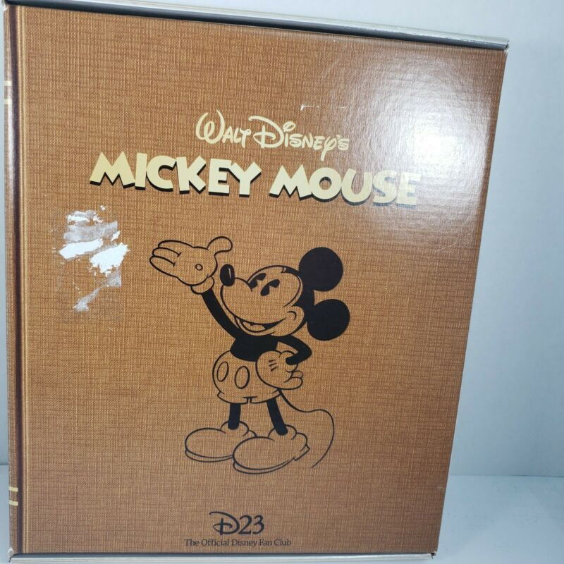 Disney D23 Fan Club Membership Gift Box Archives Mickey Mouse *See Description**