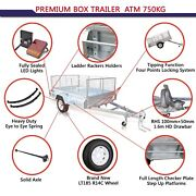 TRAILERS2GO  8 x 5 HOT DIPPED TIPPER Morisset Lake Macquarie Area Preview