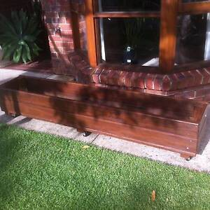 Timber Planter Box Oaklands Park Marion Area Preview