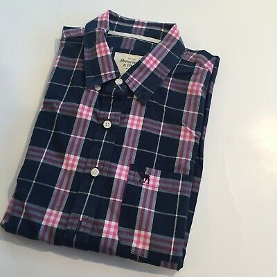 Abercrombie & Fitch Long Sleeve Shirt Size L