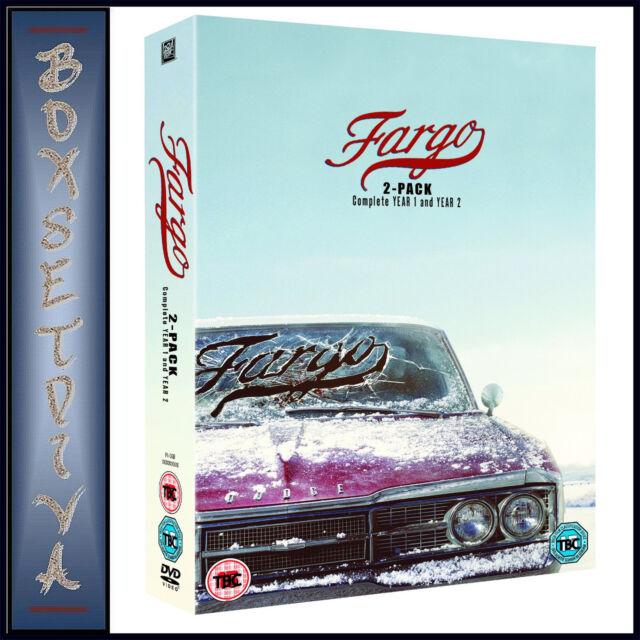 FARGO - COMPLETE YEAR 1 & YEAR 2 - SEASONS 1 & 2 *BRAND NEW DVD BOXSET***