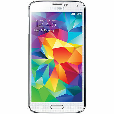 Samsung Galaxy S5 G900A  16GB white  Unlocked T-mobile AT&T GSM