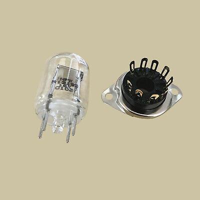 Hamamatsu R13192 Uvtron Sensor Ultraviolet Onoff Suitable Socket E678-9c