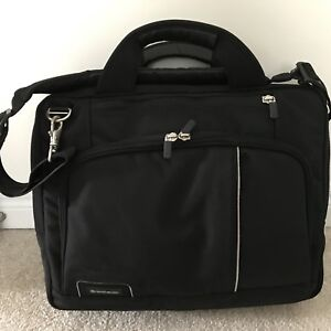 Laptop bag; X-ray friendly