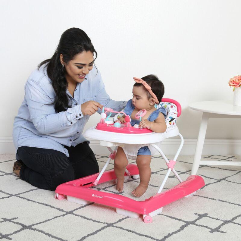 Baby Trend 4.0 Activity Walker-Hello Kitty Ice Cream
