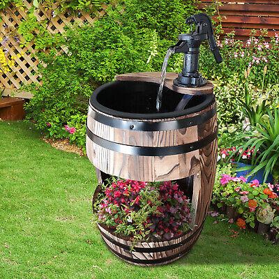 Gartenbrunnen Holz Test Vergleich Gartenbrunnen Holz Günstig Kaufen