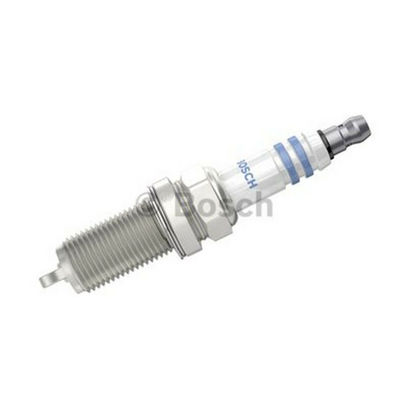 BOSCH Double Iridium Spark Plug 0242236593 - Single Plug