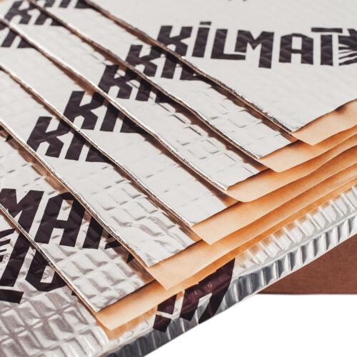 Kilmat 50 mil 25 sqft Car Sound Deadening Mat Sound Deadener Material insulation