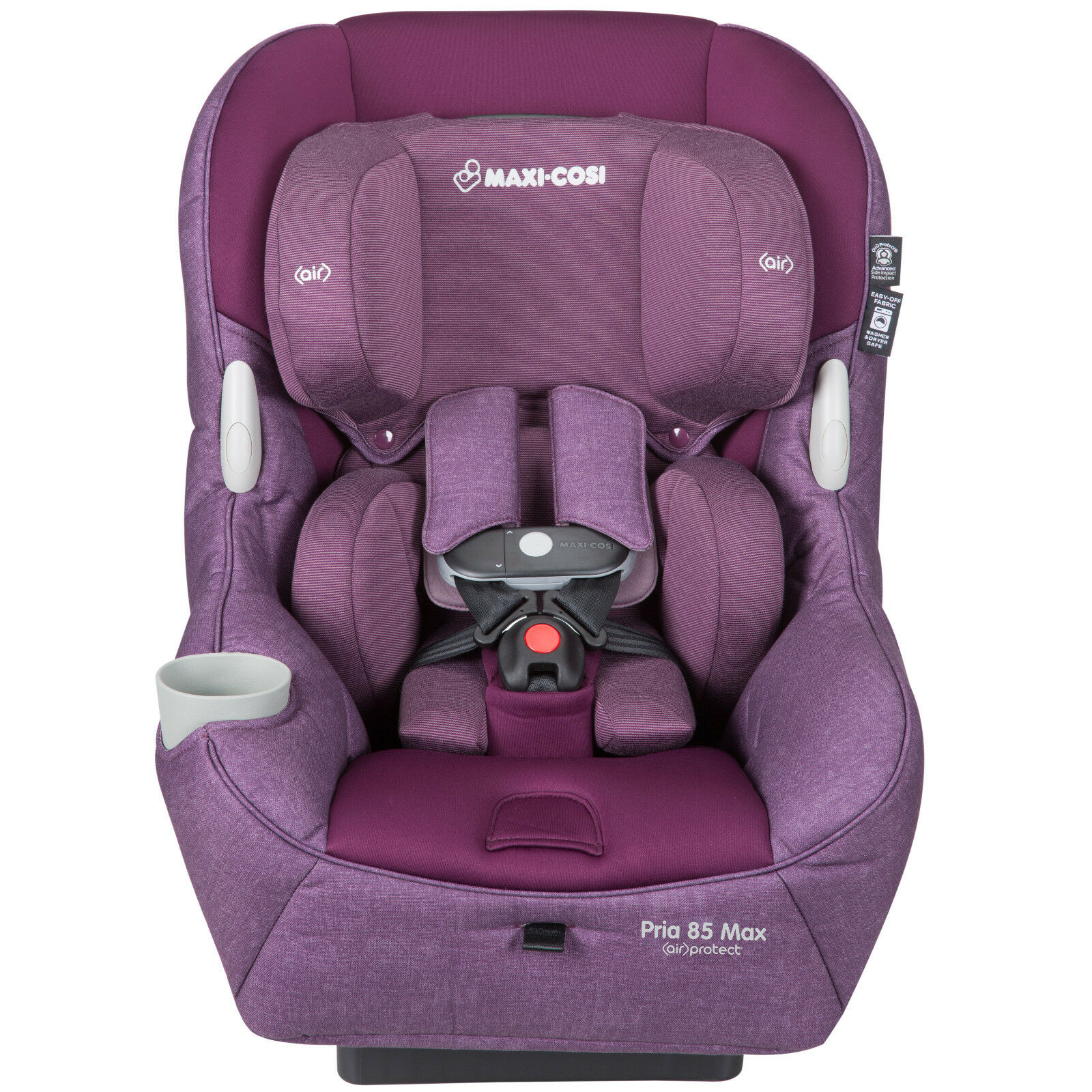 Maxi Cosi Pria 85 Max Convertible Car Seat in Nomad Purple
