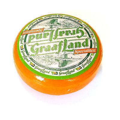 Gouda mit Knoblauch Knoblauchkäse 300g von Graafland TOP